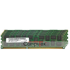 DDR3-1333 PC3-10600R ECC REG Dell Poweredge M610 48GB Upgrade Kit 6x 8GB