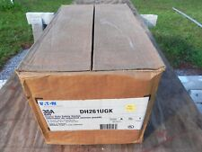Eaton DH261UGK 30 Amp  2 Pole NEMA 1 Non-Fused Safety Disconnect Switch NEW