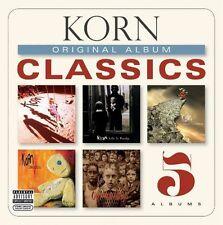 Korn - Original Album Classics [CD New]