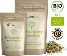 Katzenminze Bio getrocknet 100g | Katzenminzekraut | 100% ECHTE Nepeta cataria