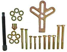 13pc Harmonic Balancer Damper Puller Tool Kit Pulley Gear Installer Removal NEW