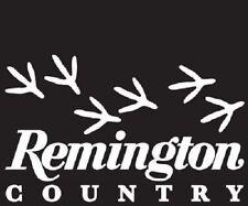 Remington - Country Decal - Turkey Tracks 17412