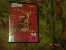 Rogue Farm : From the Collection Wireless by Charles Stross (2010, CD)