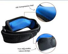 Tennis Golf Fishing Elbow Forearm Support Gel Pad Braces Unisex Design (2 pack )