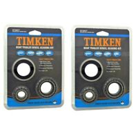 TIMKEN Boat/Marine Holden Trailer Wheel Bearing Kit - 2 Pack