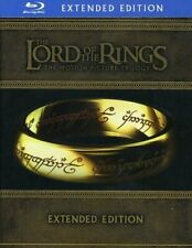 The Lord of the Rings: The Motion Picture Trilogy Blu-ray Boxed