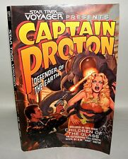 Star Trek Voyager - Captain Proton Defender of the Earth, PB, 1999 10-1.