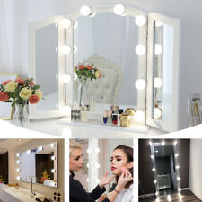 10LED Professional Vanity LED Mirror Light Kit for Makeup Hollywood Mirror Light