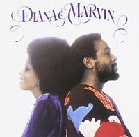 Diana Ross - Diana and Marvin [CD]