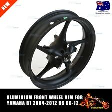 R1 R6 Black Alloy Front Wheel Rim for Yamaha YZF-R1 YZF-R6 06 07 08 09 10 11 12