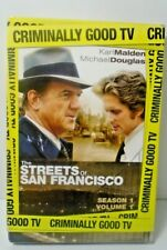 The Streets of San Francisco: Season 1 Volume 1 DVD