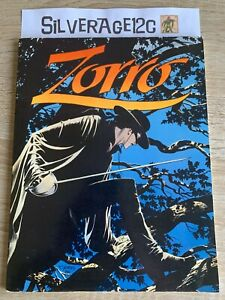 Zorro - Nice Set of 2 TPBs - Alex Toth and More! (Eclipse, 1986)