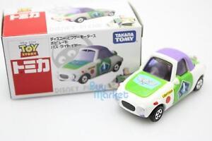 Tomica Takara Tomy Disney Motors DPM Popute Buzz LightYear Japan Diecast Toy Car