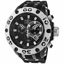 INVICTA SPECIALTY II CHRONOGRAPH ANALOG DATE POLYURETHANE MEN'S WATCH 0912 NEW