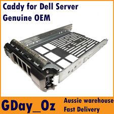 """3.5"""" Dell Server Caddy Tray Sled SAS SATA HDD F238F G302D 0F238F 0X968D X968D"""