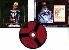 "MY OWN VICTIM "" Burning inside "" (CD) 1995"