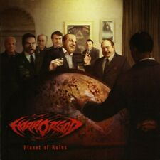 """Horror God """"Planet of rovina"""" CD [brutalmente Death Metal from Russia]"""