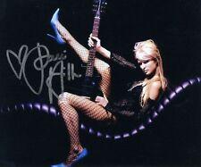 Paris Hilton  ++ Autogramm House of Wax 1 Night in Paris Zoolander Autograph