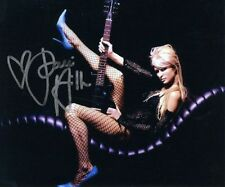 Paris Hilton  ++ Autogramm  ++ House of Wax ++ 1 Night in Paris ++ Zoolander