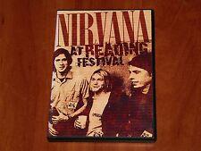 NIRVANA DVD LIVE AT READING FESTIVAL UK AUGUST 1992 *RARE CONCERT 24-TRACKS New
