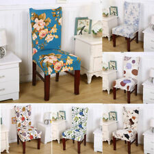 Dining Chair Cover Spandex Strech Chair Protector Case Slipcover Home Decor