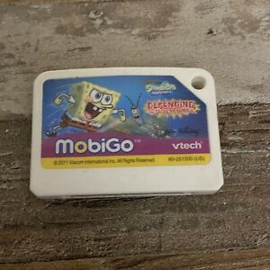 Mobigo Spongebob Squarepants Defending The Secret Formula Game Only Tested