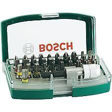 Set 32 puntas para atornillar Bosch 2607017063