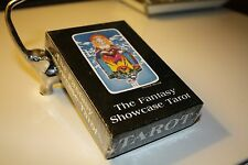 Fantasy Showcase Tarot Bruce Pelz New Old Stock 1980, NOS (Wendy Pini)