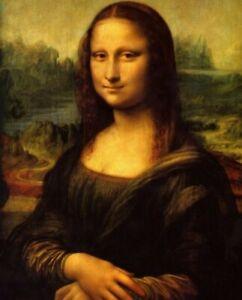 Print -  Mona Lisa by Leonardo da Vinci