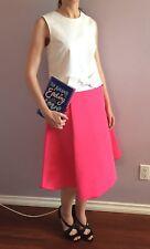 NWT Kate Spade Sue Top White Bow Sleeveless Crop Top 2 S
