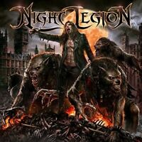 NIGHT LEGION - NIGHT LEGION   CD NEW+