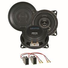 CRUNCH DSX42 Lautsprecher Boxen Einbauset für Citroen C1 Toyota Aygo Peugeot 107