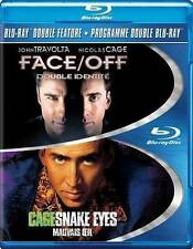 Face/Off  / Snake Eyes (Double Feature) (Blu-Ray )