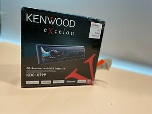 Kenwood KDC-X799 Car Stereo/CD Player