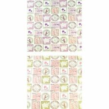 Unbranded Flowers & Plants Craft Fabric Squares