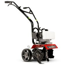 31635 NEW EARTHQUAKE MINI CULTIVATOR 33CC GARDEN FLOWERBEDS 5 YR WARRANTY