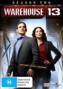 Warehouse 13 - Season 2 DVD