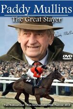 Paddy Mullins - The Great Stayer (2016 DVD FREE UK P&P)