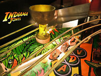INDIANA JONES the pinball adventure - HOLY GRAIL [flipper pinball MOD]