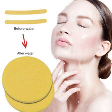 240PCS Natural Sponge Face Cleansing Pad Compressed Facial Wash PufF