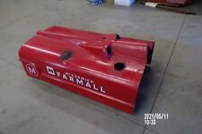 Original Farmall M Tractor Engine Hood Ihc M