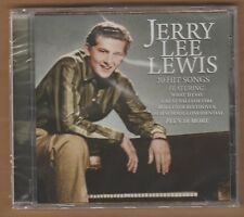 "JERRY LEE LEWIS cd ""20 Hit Songs"" 2013 TGG Direct UK Import NEW Sealed ROCK"