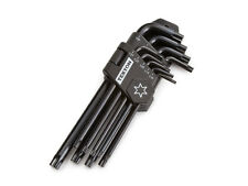 TEKTON 9-pc. Long Arm Hex Star Key Wrench Set (T10-T50)