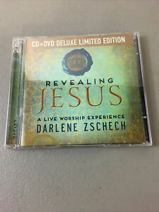 DARLENE ZSCHECH - Revealing Jesus CD + DVD LIMITED EDITION Live Worship