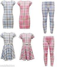 Robes roses en polyester pour fille de 2 à 16 ans