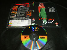DVD *VIRTUAL GIRL(1998)* Planet Dvd R2 Issue - UK or Multiregion player needed!