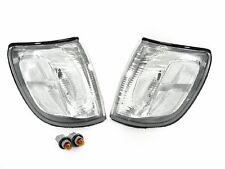 DEPO Front Clear Corner Light + Bulbs+ Socket For 1999-2001 Toyota 4Runner SR5
