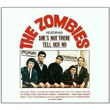 """THE ZOMBIES """"BEGIN HERE"""" CD NEUWARE"""