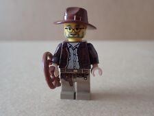 Lego Indiana Jones dad minifigure