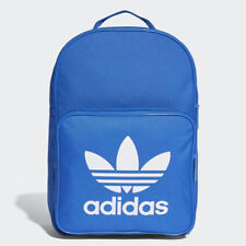 Adidas Originals Classic Trefoil Backpack Rucksack Bag - BK6722 - Blue